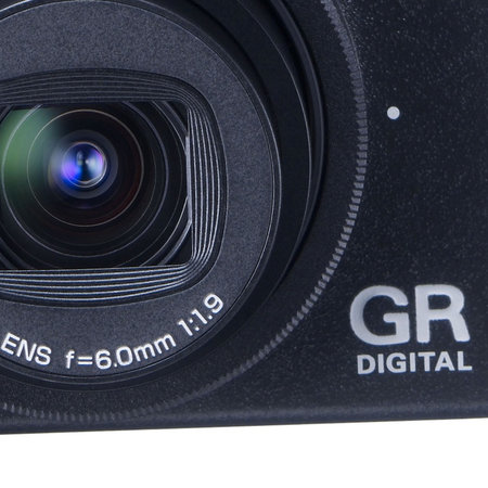 Ricoh announces GR Digital III
