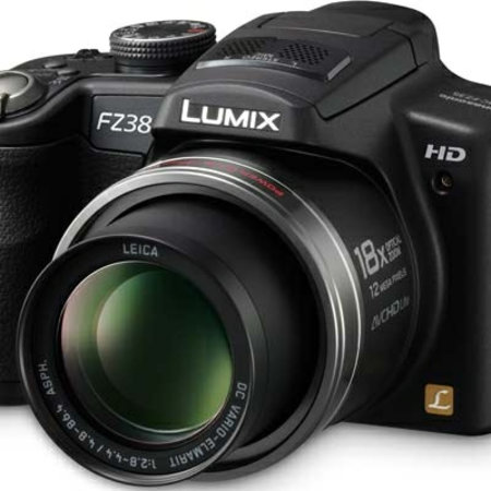 Panasonic DMC-FZ35/FZ38 announced