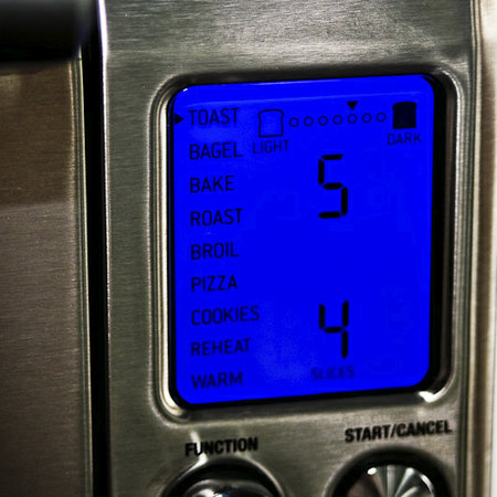 Breville Smart Oven: for people who like toast...