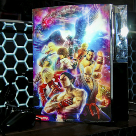 Tekken PS3 mod that you'll never get to own