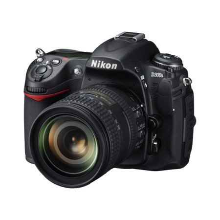 Nikon introduces the D300s with HD video