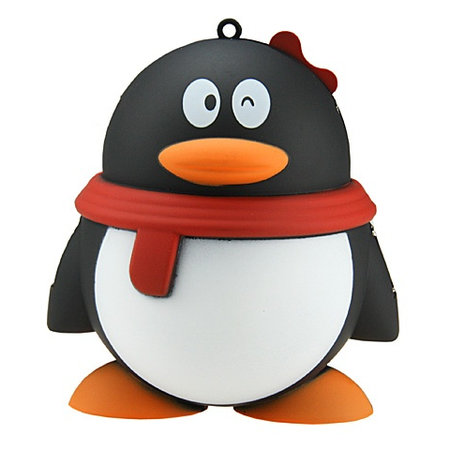 Gadget4All offers winking penguin USB hub