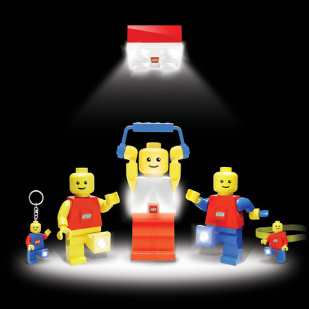 LEGO lighting launches