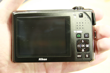 Nikon COOLPIX S1000pj projector camera - photo 5