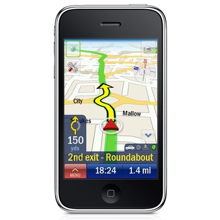 CoPilot Live launches for iPhone