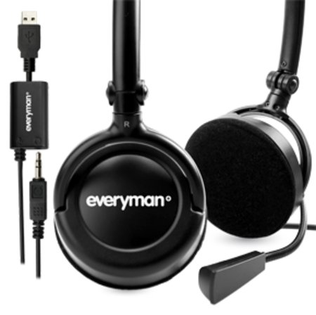 Freetalk launches Skype-certified Everyman headset
