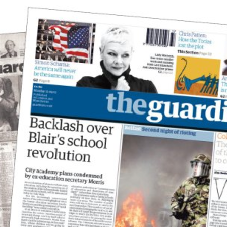 "Guardian thinking about ""members' club"""