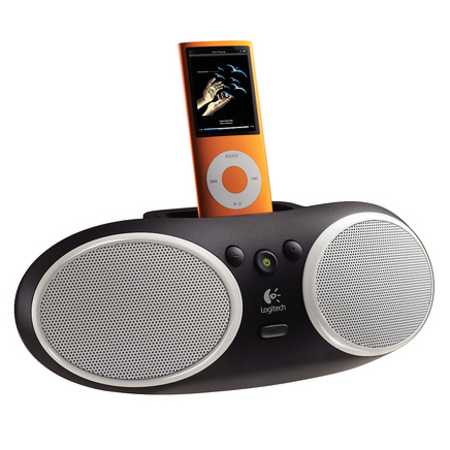 Logitech unveils S315i and S125i iPod docks