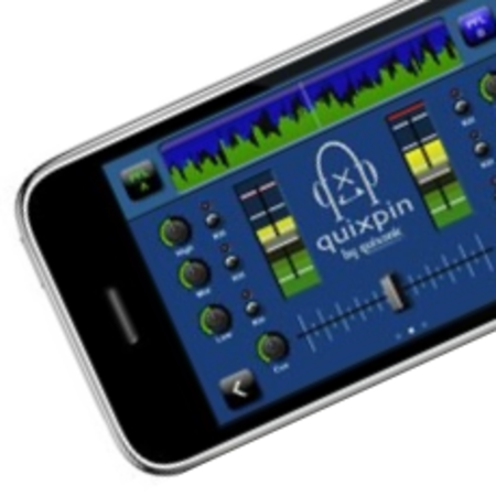 Quixpin DJ app for iPhone launched