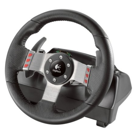 Logitech G27 Racing Wheel announced