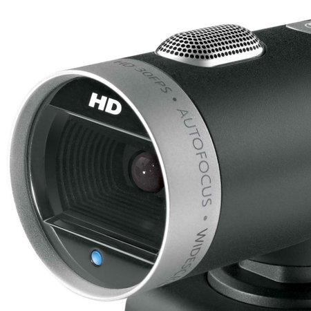 Microsoft LifeCam Cinema goes 720p