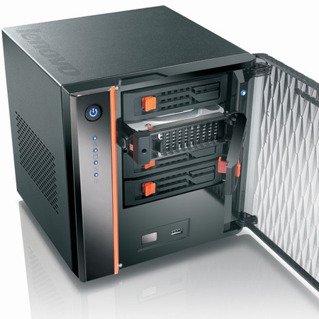 Lenovo introduces Ideacentre D400 server, and Q100 and Q110 nettops