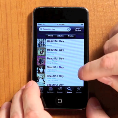 Rhapsody submits iPhone Application to Apple