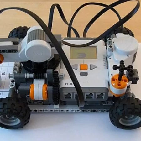 VIDEO: LEGO Mindstorms machine solves sudoku