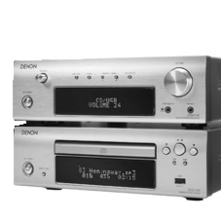 Dinky Denon D-F107DAB+ mini system launched