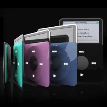 iPod slide concept revealed