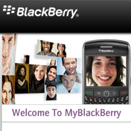 WEBSITE OF THE DAY - MyBlackBerry