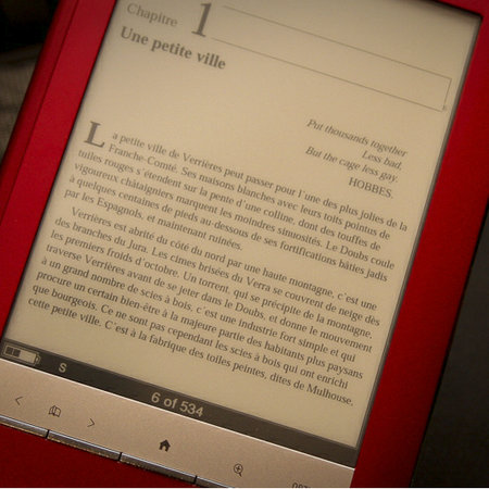 eBooks given extra push as Google adopts EPUB format