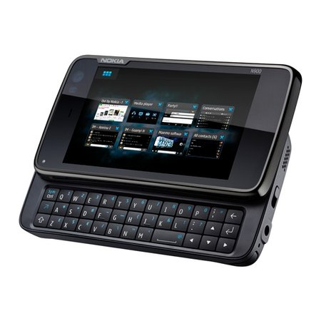 VIDEO: Nokia N900's first video appearance