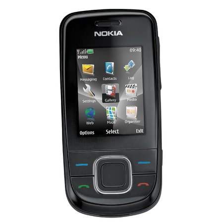 Nokia 3600 slide available on Vodafone PAYG