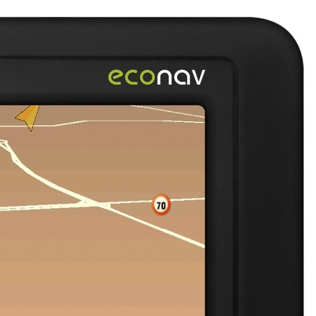 Green in-car GPS unit Vexia Econav 435 announced