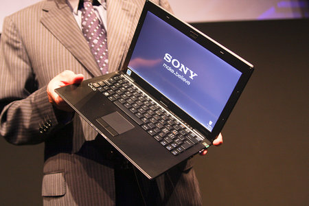 Sony Vaio X netbook - photo 7