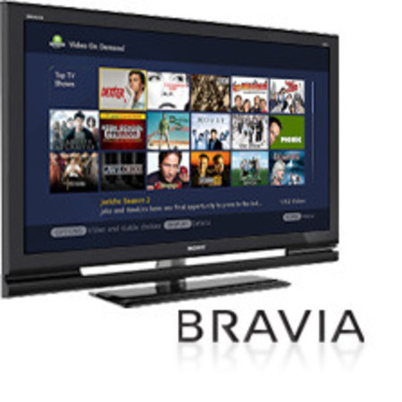 Bravia Internet Video next big thing for Sony - photo 1