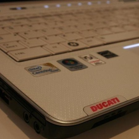 Toshiba unveils Ducati laptop and camcorder
