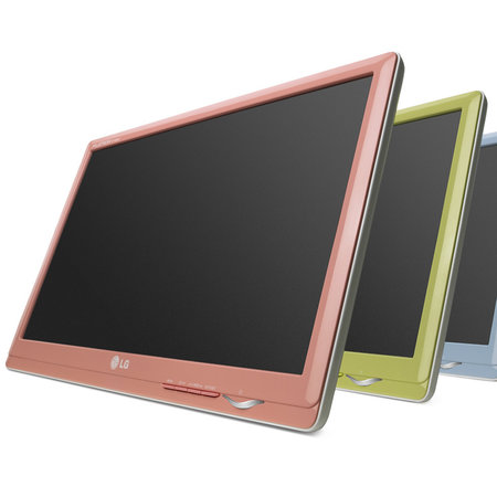 LG gets colourful with the W30 and W63 HD monitors - photo 1