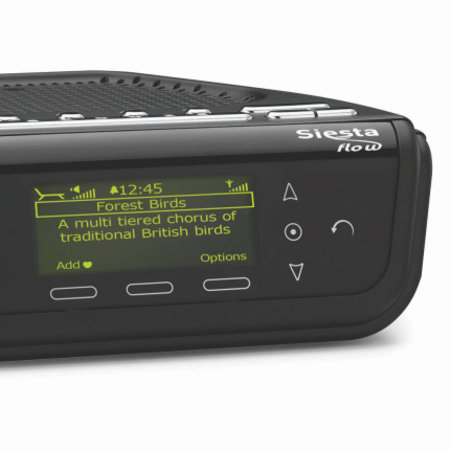 Pure announces Siesta Flow alarm clock internet radio