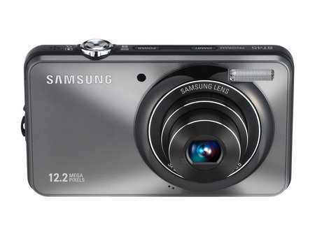 Samsung goes slim and light with the ST45 compact - photo 2