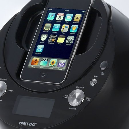Intempo Phono iPhone and iPod speaker announced
