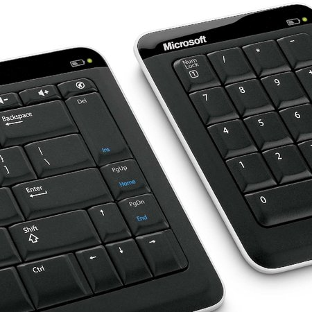 Microsoft unveils slimline Bluetooth Mobile Keyboard 6000