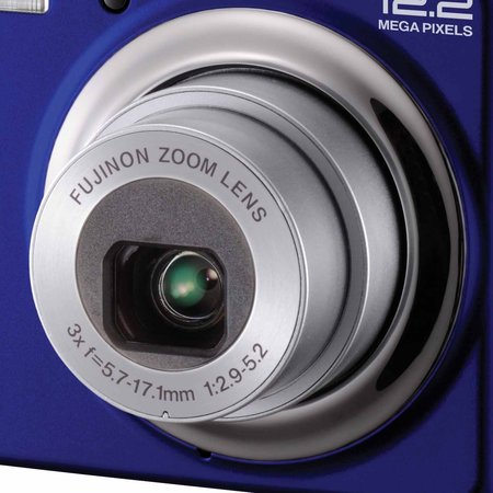 Jessops offers exclusive Fuji Finepix J30 in bright blue