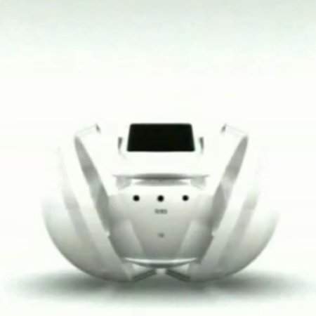 VIDEO: KDDI's futuristic phone-bot concept revealed