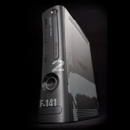 Xbox 360 Modern Warfare 2 console announced