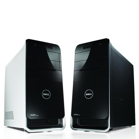 Dell Studio XPS 8000 desktop PCs launch