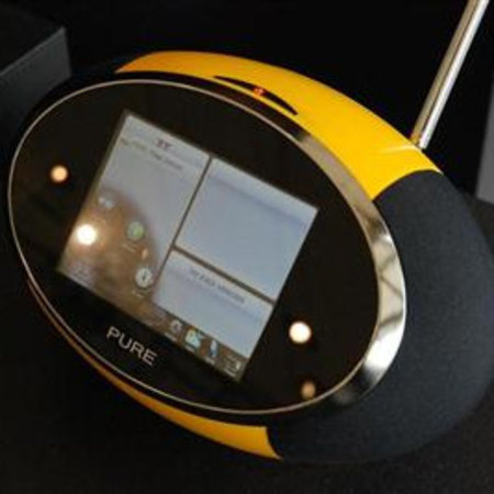 Pure Sensia internet, DAB and application radio