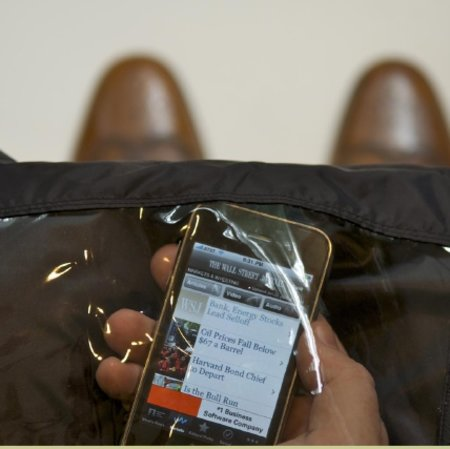 iCape launches for smartphone-toting salon clients