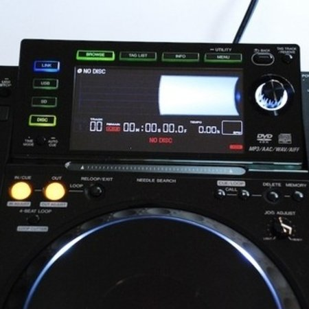 Pioneer launches CDJ-2000 turntable