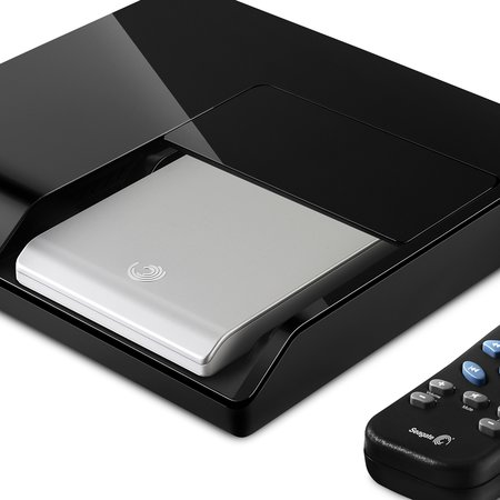 Seagate FreeAgent Theater+ HD media player launches