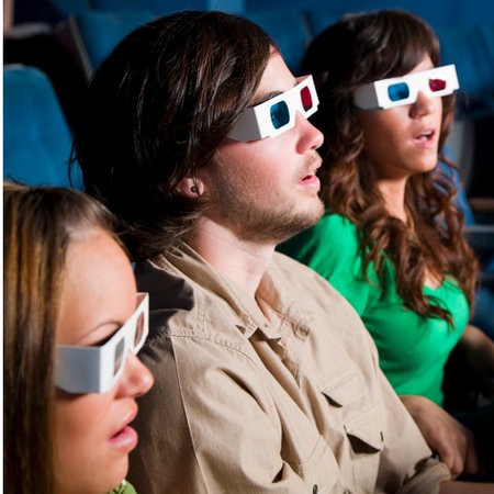 Will 3D change the cinema experience?