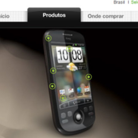 Sense UI appears on Brazilian HTC Magic