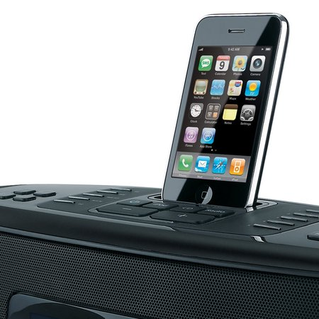 Memorex Sound System for iPhone and iPod launches