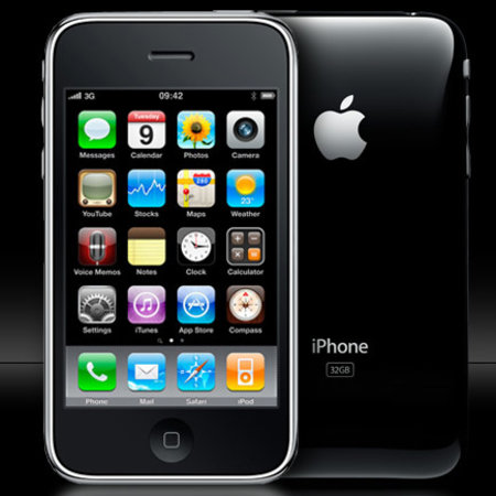 iPhone 3GS coming to Orange UK