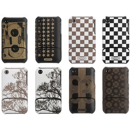 Grifffin Elan Form Etch iPhone cases announced