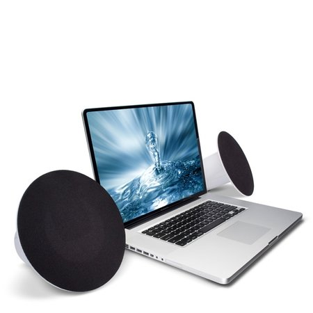 LaCie Sound2 Speakers launch