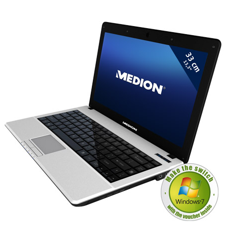 Medion launches AKOYA E3211 laptop