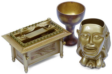 Indiana Jones desktop accessories available