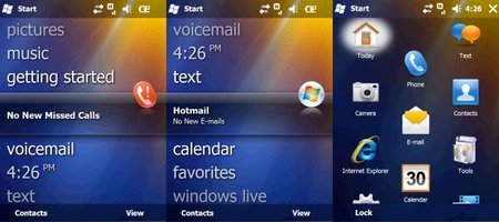 Quick guide to Windows Mobile 6.5 - Windows Phone
